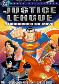 Justice League: Starcrossed The Movie Movie