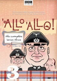Allo Allo!: The Complete Series Three Movie