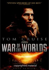 War Of The Worlds (2005) (Fullscreen) Movie
