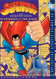 Superman: The Animated Series - Volume 3 Movie
