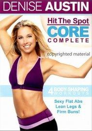 Denise Austin: Hit The Spot - Core Complete Movie