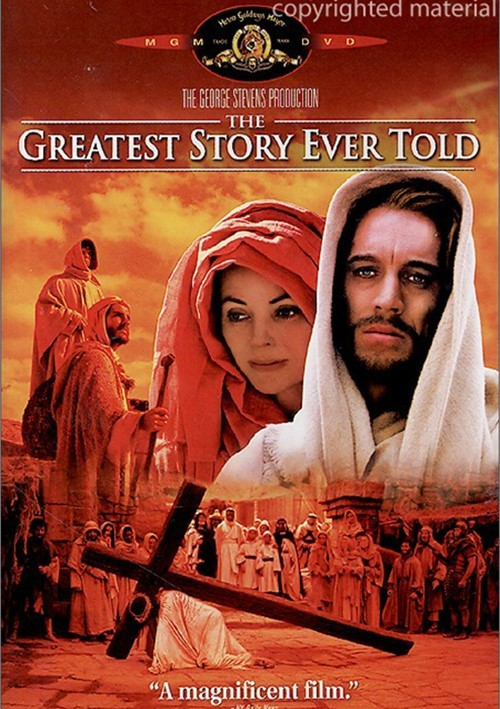 Greatest Story Ever Told, The (DVD 1965) | DVD Empire