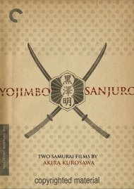 Two Samurai Films By Akira Kurosawa: Yojimbo / Sanjuro - The Criterion Collection Movie