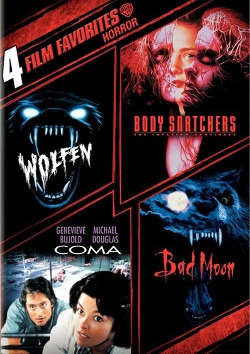 4 Film Favorites: Horror Movie