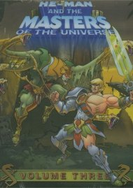 He-Man And The Masters Of The Universe: Volume 3 Movie