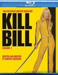 Kill Bill: Volume 1 Blu-ray