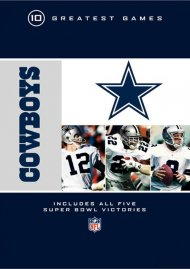NFL Greatest Games Series: Dallas Cowboys 10 Greatest Games Movie
