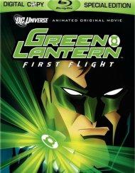 Green Lantern: First Flight Blu-ray
