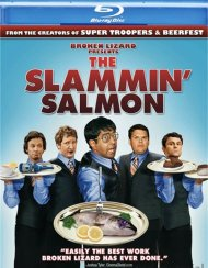 Slammin Salmon, The Blu-ray
