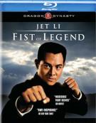 Fist Of Legend Blu-ray
