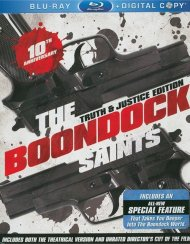 Boondock Saints, The: Truth & Justice Edition Blu-ray