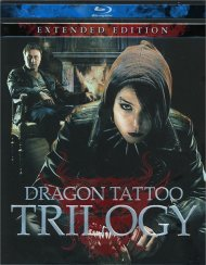 Dragon Tattoo Trilogy: Extended Edition Blu-ray