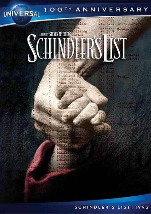 Schindlers List Movie