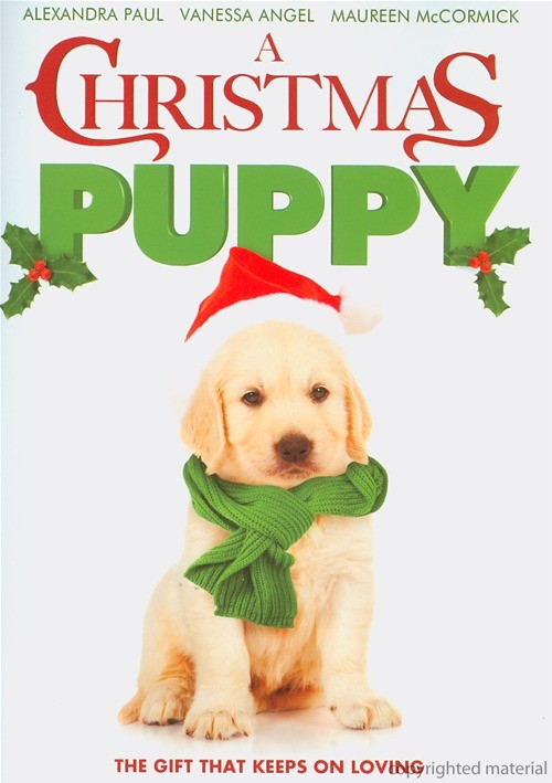 Christmas Puppy, A Movie