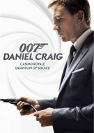 Quantum Of Solace / Casino Royale (Double Feature) Movie