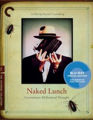 Naked Lunch: The Criterion Collection Blu-ray
