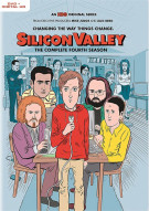 Silicon Valley: The Complete Fourth Season (DVD + Digital HD) Movie