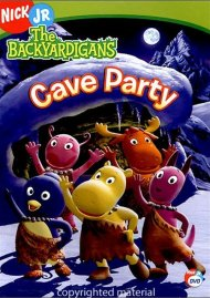 Backyardigans, The: Cave Party Movie