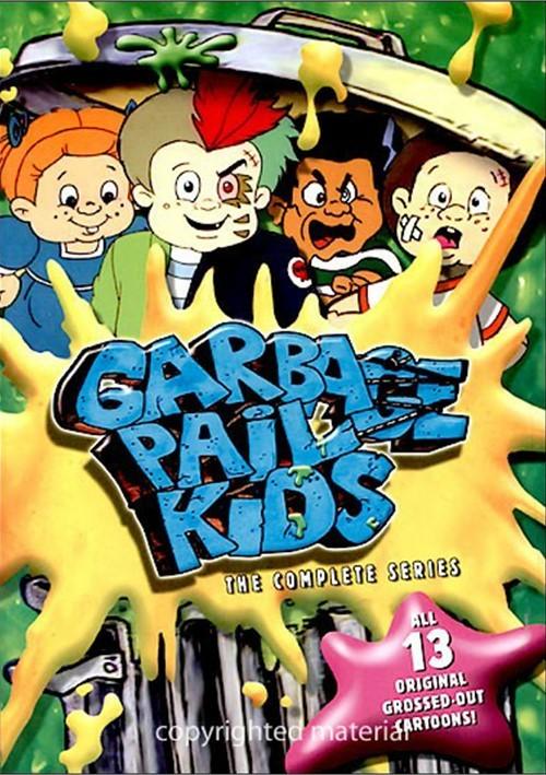Garbage Pail Kids: The Complete Series Movie