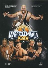 WWE: Wrestlemania XXIV Movie