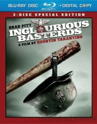 Inglourious Basterds: Special Edition Blu-ray