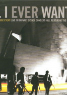 Airborne Toxic Event, The: All I Ever Wanted - Live From The Walt Disney Concert Hall Movie