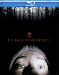 Blair Witch Project, The Blu-ray
