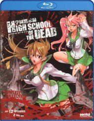 High School Of The Dead: Complete Collection Blu-ray