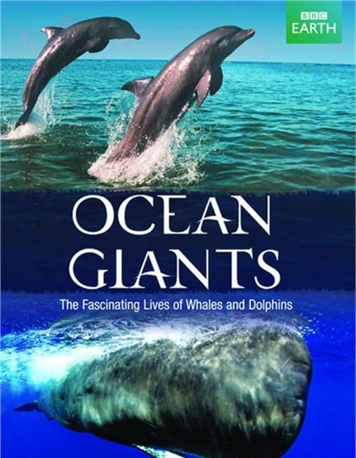 Ocean Giants (DVD + Blu-ray Combo) Blu-ray