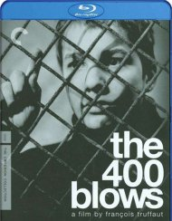 400 Blows, The: The Criterion Collection (Blu-ray + DVD Combo) Blu-ray