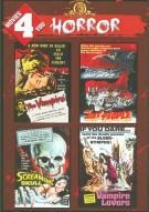 Movies 4 You: Horror Movie