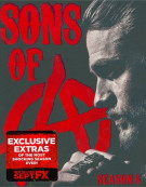 Sons Of Anarchy: Season Six Blu-ray