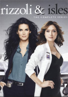 Rizzoli & Isles: The Complete Series Movie