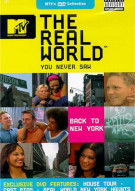 Real World You Never Saw, The: Back To New York Movie