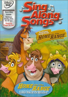 Sing Along Songs: Home On The Range - A Little Patch Of Heaven Movie