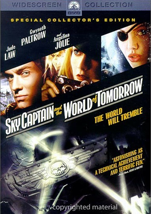 Sky Captain And The World Of Tomorrow: Special Collectors Edition (Widescreen) Movie