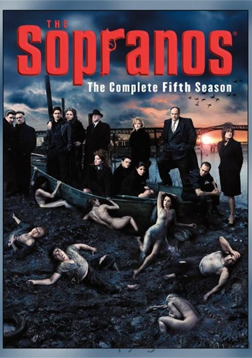Sopranos, The: The Complete Fifth Season Movie