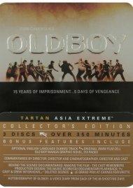 Oldboy: Collectors Edition Movie