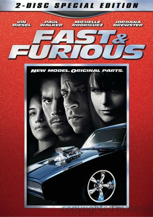 Fast & Furious: Special Edition Movie