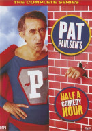 Pat Paulsens Half A Comedy Hour: The Complete Series Movie