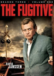 Fugitive, The: Season Three - Volume One Movie