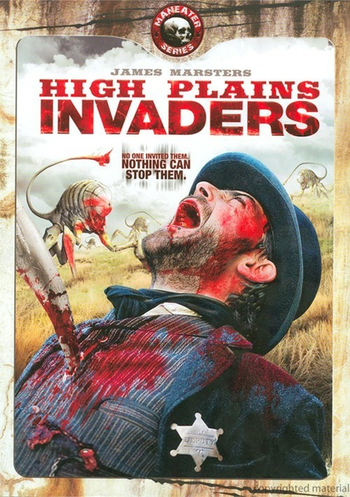 High Plains Invaders Movie