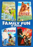Family Fun 4-Pack Movie