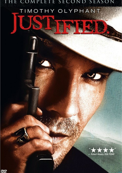 Justified: The Complete Second Season Movie