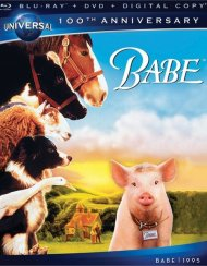 Babe (Blu-ray + DVD + Digital Copy) Blu-ray