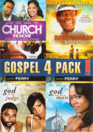 Gospel 4-Pack: Volume 1 Movie