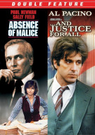 Absence Of Malice / And Justice For All (Double Feature) Movie