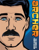Archer: The Complete Season Four Blu-ray