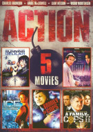 5 Movie Action Collection Movie