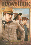 Rawhide: The Seventh Season - Volume Two Movie
